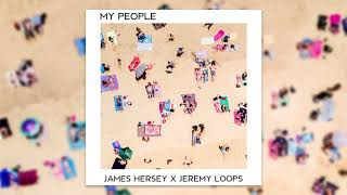 Jeremy Loops - My People (With James Hersey) (Official Audio)
