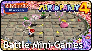 Mario Party 4 - Battle Mini-Games
