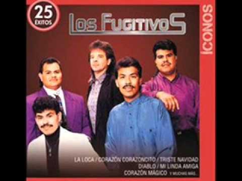 CD DE LOS FUJITIVOS