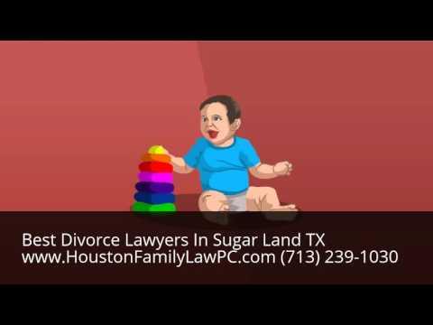 Divorce Lawyers Sugar Land TX