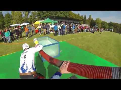 Slovenský super pohár 2016 | DHZ Hliník nad Váhom muži | 08.10.2016 | Poľný Kesov | GoPro nalievač