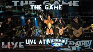 WWE: The Game (Triple H) [Live at WrestleMania 21] by Motörhead