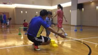 小龍群嬰會足球體驗日2—津橋冲力射球 01-07-2015