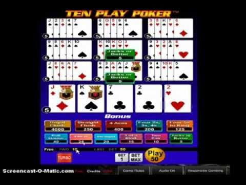 10 Reasons Why Jacks or Better is the Best Video Poker Game to Play