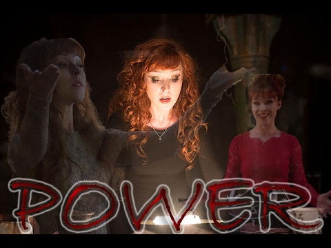 | supernatural | Rowena - POWER