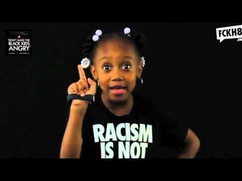 Redux  Ferguson kids fight Racism!  So cute