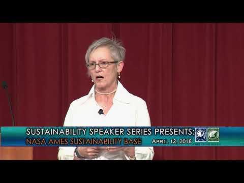 Sustainability Speaker Series 2018:   NASA Ames Sustainability Base
