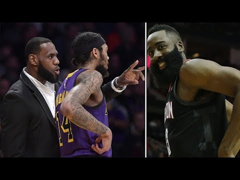 LeBron James Prepared to Sit Out For Weeks! James Harden Makes History!