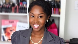 Interview Makeup | Professional Work Office Makeup w/ Drugstore Alternatives