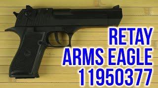 Розпакування Retay Arms Eagle 9 мм Black 11950377