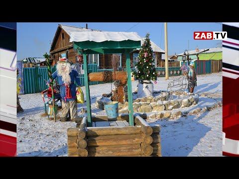 Пекарь из Зыково стал звездой села благодаря Новому году