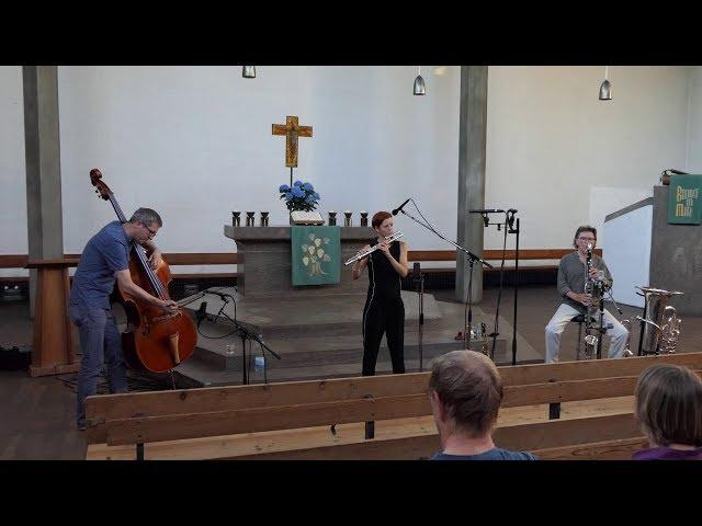 Schindler - Erhard - Kneer @ Nazarethkirche München 29. Juni 2019