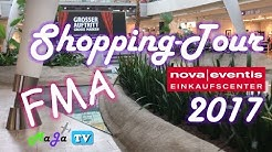 🐝 FMA: NOVA EVENTIS Center HAUL 2017 - Große Sommer Shopping Tour in Leipzig   MaJa-TV #78