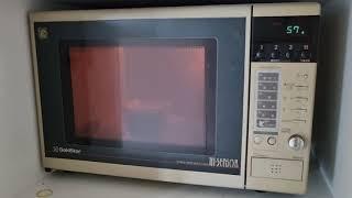 골드스타 전자레인지 (1990년 부모님 혼수품)