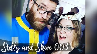 Stelly and Sheve , Episode 3 - Happy Halloween!