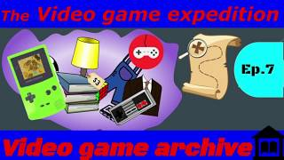 video game archive expedition  ep 7 the pick ups 1