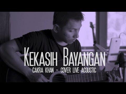 Kekasih Bayangan - Cakra Khan (Cover) Live Acoustic - Anto JL