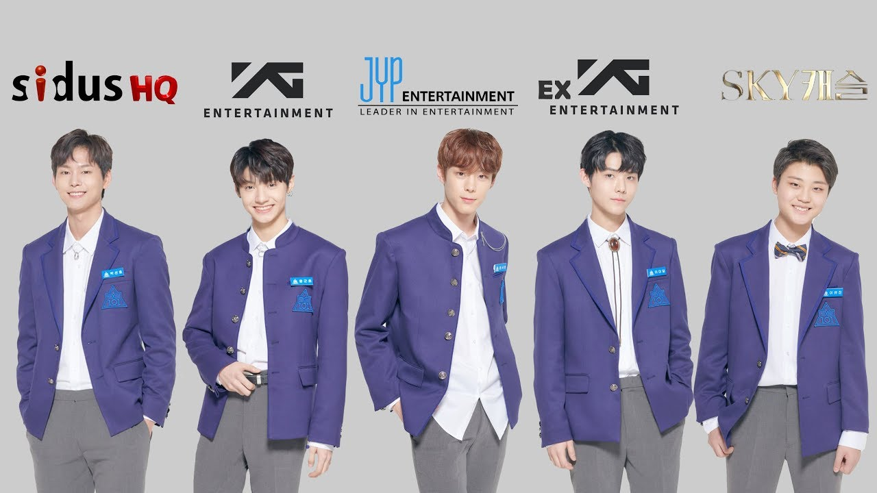 [프로쥬스 X 101] PRODUCE X 101 ALL TRAINEES PROFILE