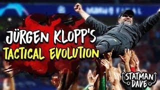 Jurgen Klopp's Tactical Evolution at Liverpool Explained