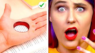100+ CRAZY PRANKS FOR FRIENDS! Epic Prank Wars, Funny DIY Ideas \u0026 School Pranks by Crafty Panda