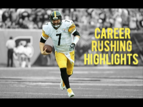 "Ben Roethlisberger || Career Rushing Highlights || ""Untamable Beast"""