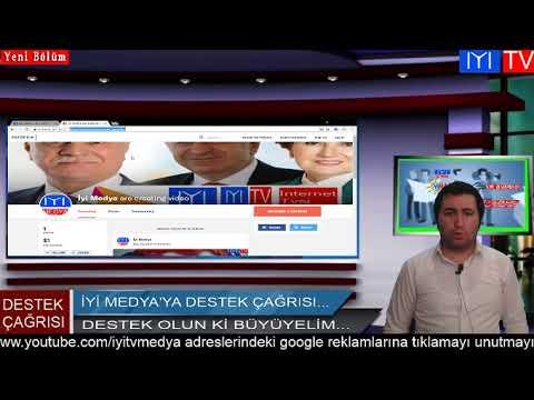 İYİ MEDYAYA DESTEK ÇAĞRISI.!