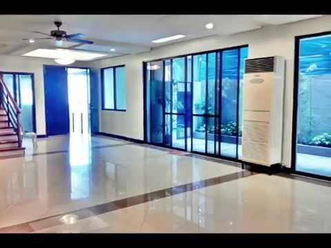 Bel-Air Village Makati 4BR House for Rent RD1168