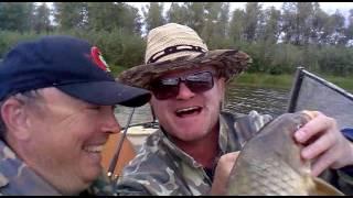 Рыбалка на реке Затон. Астраханская рыбалка.