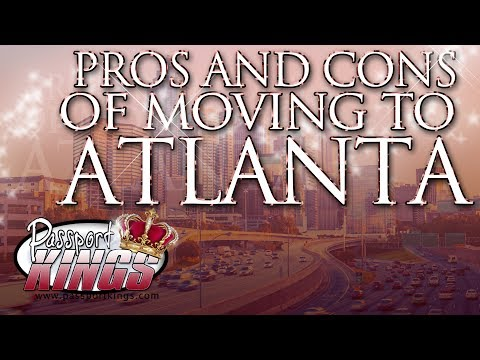 Pros and cons of living in Atlanta: Passport Kings Travel Video
