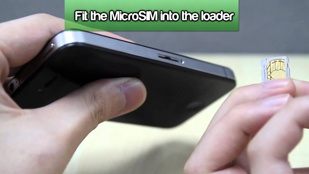 does the iphone 4 have a sim card how to insert a sim card into apple iphone 4 4s 2301