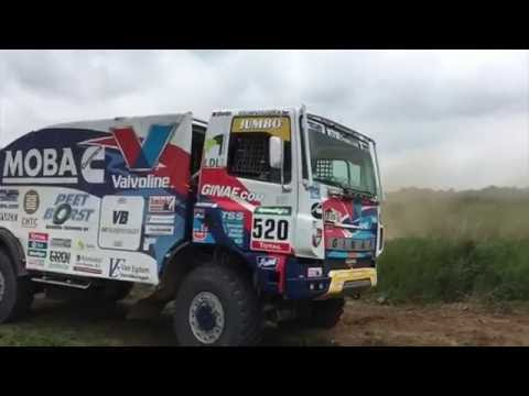 GINAF Rally Power @ Dutch Dakar Experience 2016