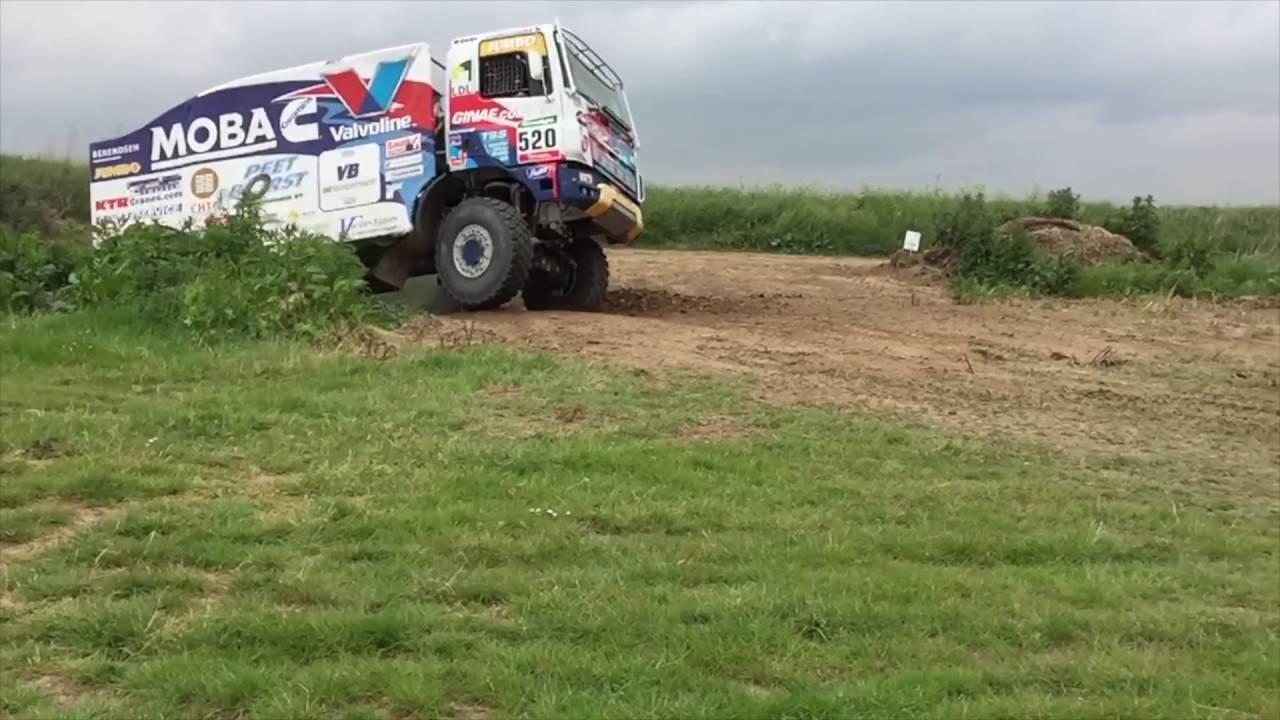 ginaf rally power dakar experience 2016
