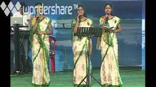 Latest Telugu Christian songs 2015-2016-2017 || halleluya aaradhana song by sharon sisters