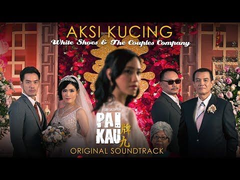 White Shoes & The Couples Company - AKSI KUCING (Live Set) OST PAI KAU