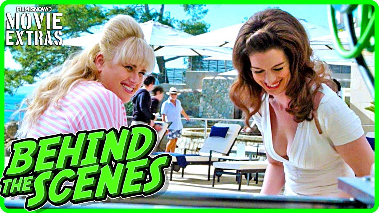 Download THE HUSTLE (2019) | Behind the Scenes of Anne Hathaway & Rebel Wilson Comedy Movie