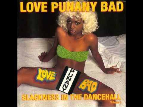 Love Punanny Bad   Riddim 1992 (King Jammys & John John) mix by Djeasy