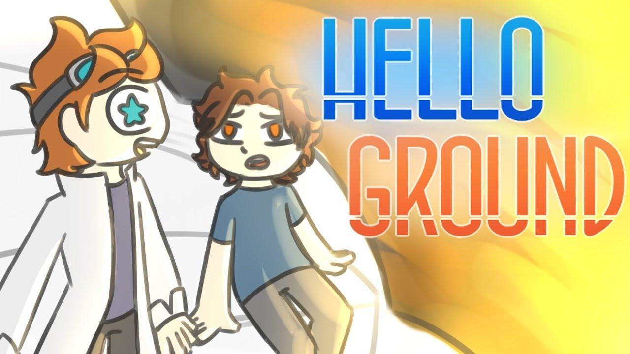 Download Hello Ground - Pilot Episode (Colored Animatic)