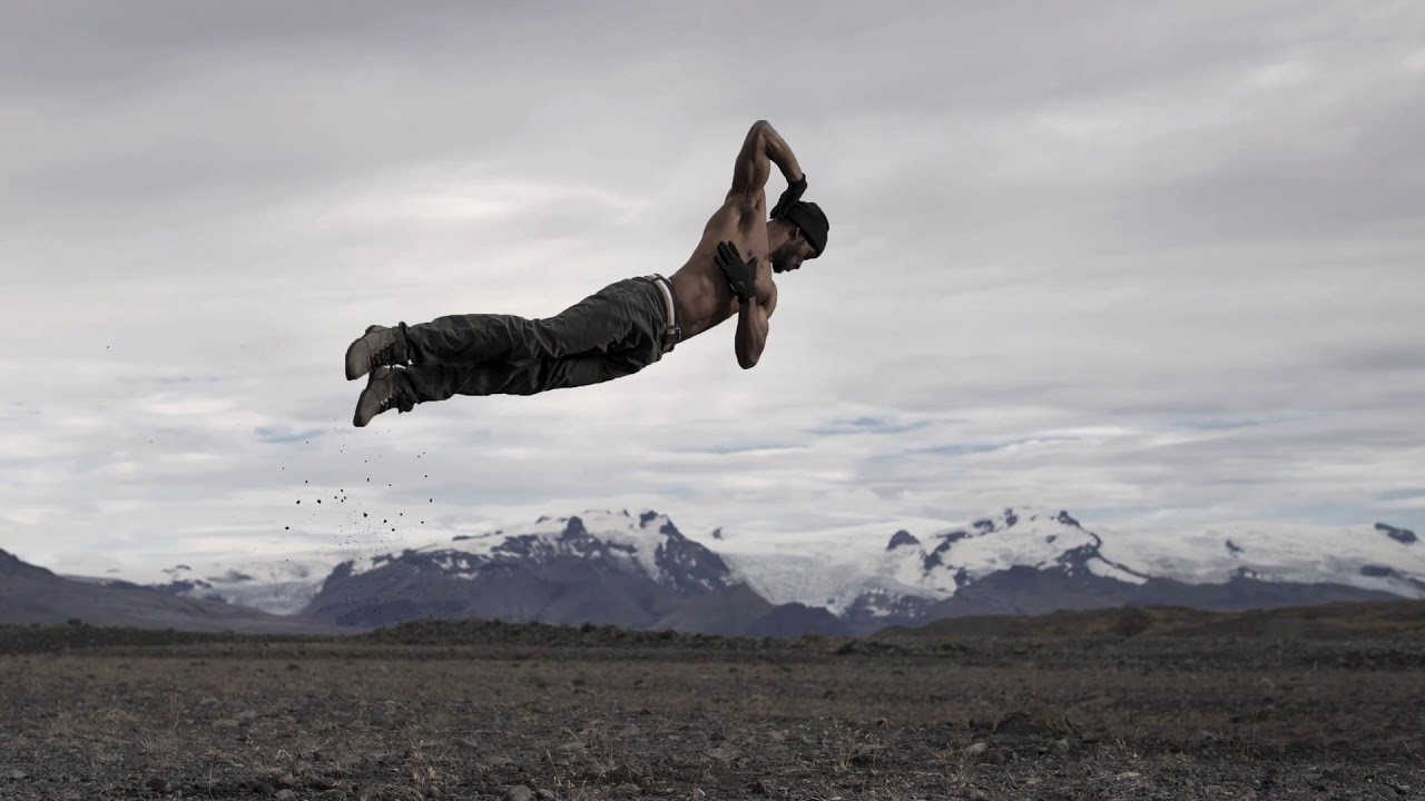 Forgotten Island - Iceland Dance Photography