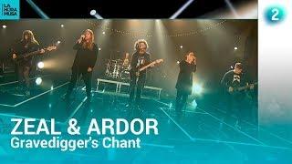 "Zeal & Ardor - ""Gravedigger's Chant"" - La Hora Musa - RTVE.es"