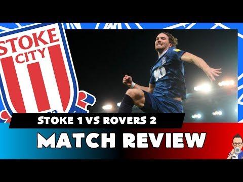 Match Review: Stoke City vs Blackburn Rovers (1-2)