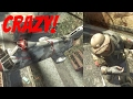 HE HIT OFF A HELICOPTER IN BLACK OPS 1!! (CRAZY!)