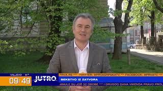 JUTRO - Filmski beg iz zatvora u Kruševcu | PRVA