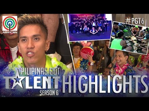 PGT 2018 Highlights: Meet Type 1 Dance Company from Cebu City
