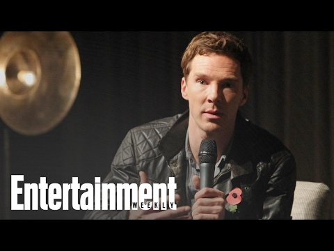 Benedict Cumberbatch Taking On time Limited Series 'Melrose'   Flash  Entertainment Weekly
