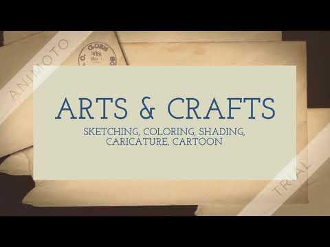 Creative Kalaakar Arts Studio promotional video