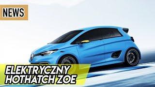 Elektryczny hotchatch Zoe, GLE Coupe G-Power, Volkswagen T-Roc z nowym silnikiem - #283