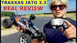 Traxxas Jato 3.3 - The World's Best and Fastest Nitro Stadium Truck (T-maxx Tony's Real Review)