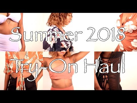 affordable-summer-2018-try-on-haul-|-boohoo,-prettylittlething-+-more