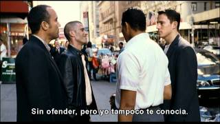 Fighting (2009) Peleador Callejero -Trailer HD-