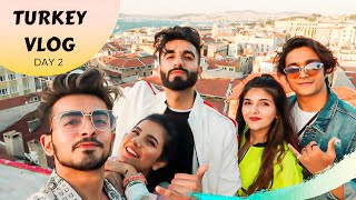 DAY-2 IN TURKEY 🇹🇷| VLOG #3 | ft. MAD 5 | Sanket Mehta Video